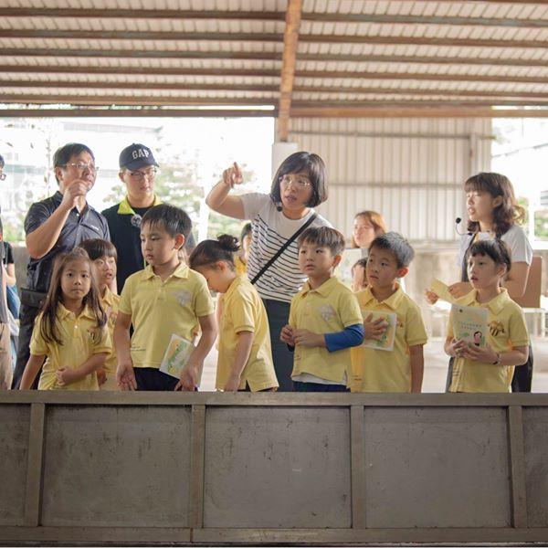 樹林糧倉食農教育日