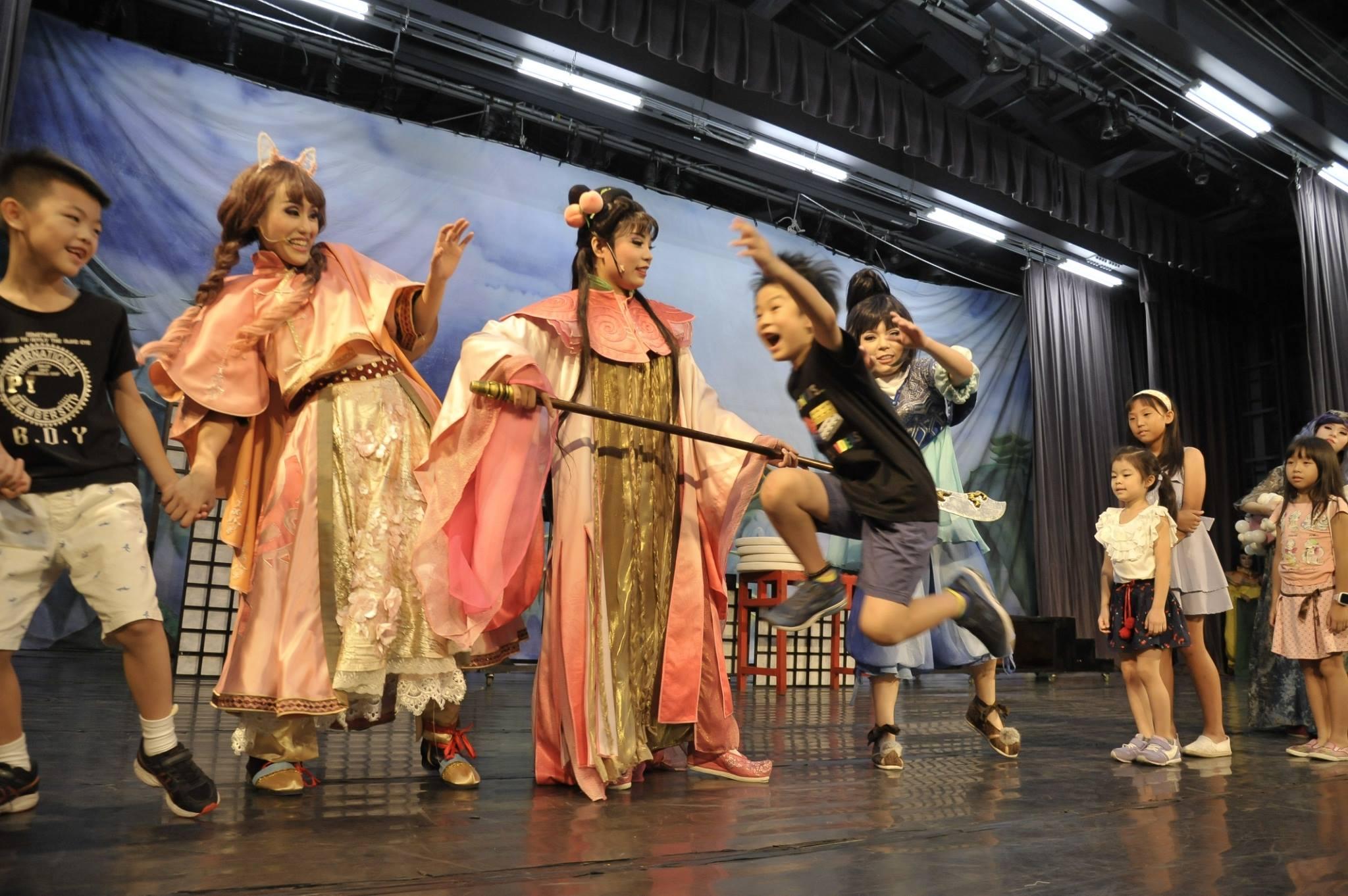 風神寶寶兒童劇團的莫怪樓派對,讓親子盡歡的好劇團